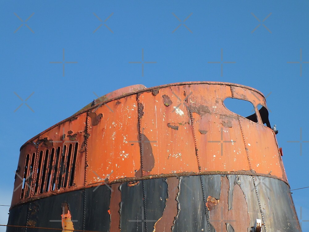 The Funnel of The Duke of Lancaster  by Yampimon