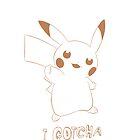 Pikachu - Gotcha - 02 by KaorieLilyse