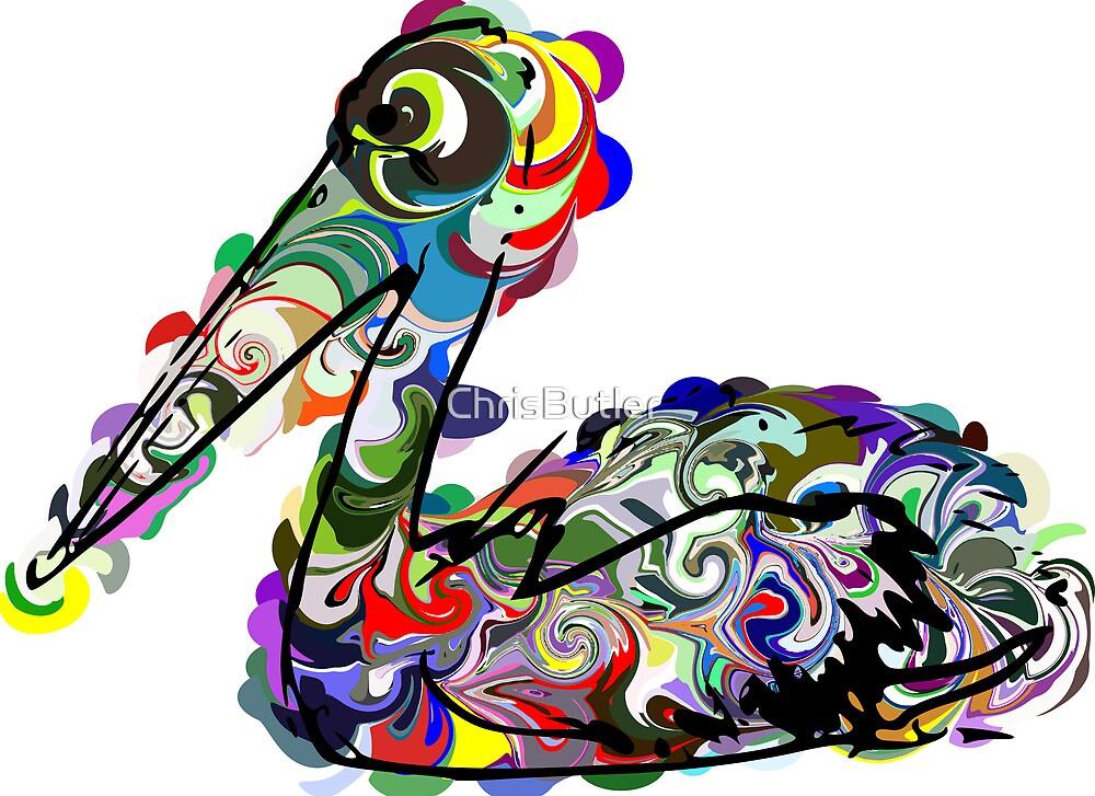 Pelican by ChrisButler