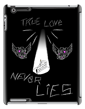 True Love Never Lies by Tyson Battersby