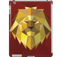 House Lannister of Casterly Rock iPad Case/Skin