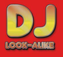 DJ Look-a-like One Piece - Short Sleeve