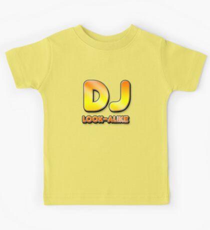 DJ Look-a-like Kids Tee