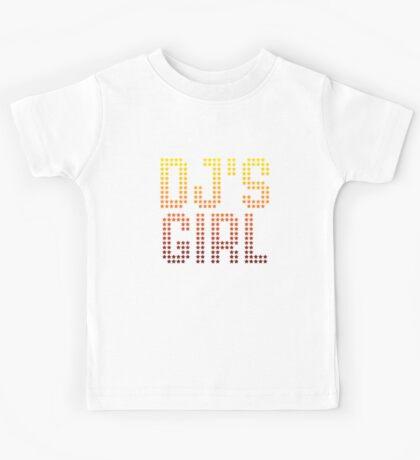 DJs Girl Kids Tee