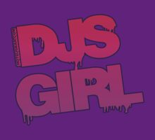 Djs Girl Pink by HOTDJGEAR