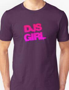 Djs Girl Pink T-Shirt