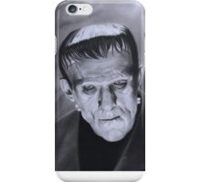 The Frankenstein Creature iPhone Case/Skin