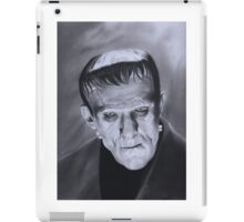 The Frankenstein Creature iPad Case/Skin