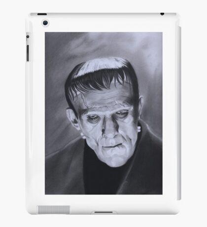 The Frankenstein Creature iPad Case/Skin