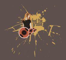 Feel The Groove by HOTDJGEAR