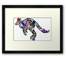 Kangaroo 2 Framed Print