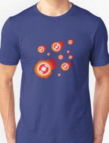 Flaming Meteor Vinyls T-Shirt