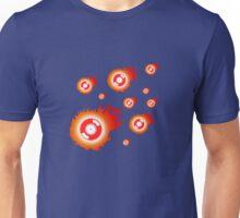 Flaming Meteor Vinyls Unisex T-Shirt