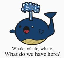 Whale Puns  by RichUK
