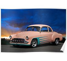 1951 Chevrolet Coupe Poster