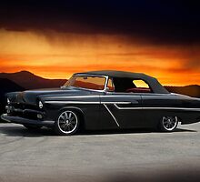 1955 Plymouth Custom Convertible by DaveKoontz