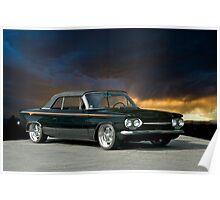 1962 Chevrolet Corvair Corsa II Poster