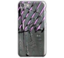 The beginning of pink iPhone Case/Skin