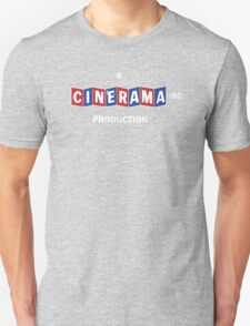 A CINERAMA PRODUCTION! Unisex T-Shirt