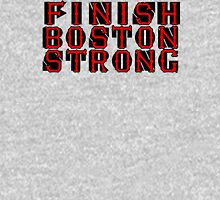 Finish Botston Strong - Artist gets no profit Unisex T-Shirt