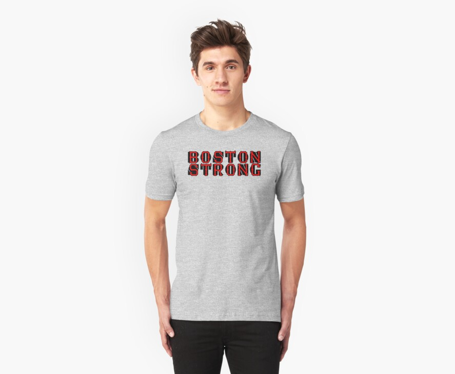 Boston Strong - Artist Gets No Profits by TheRandomFandom