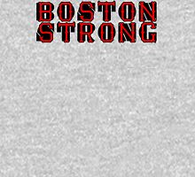 Boston Strong - Artist Gets No Profits Unisex T-Shirt
