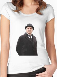 Carson Downton Abbey Women's Fitted Scoop T-Shirt