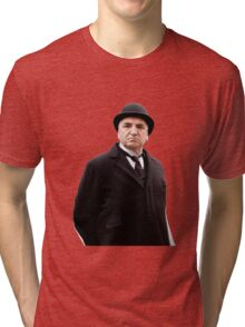 Carson Downton Abbey Tri-blend T-Shirt