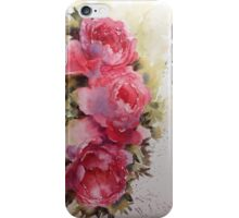 Wild Roses IPhone & IPod case. iPhone Case/Skin