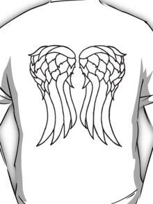 Daryl's Angel Wings T-Shirt