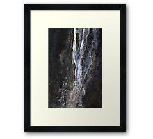 a portrait of me - presented by urban decay Framed Print
