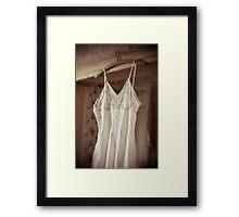 Nightie  Framed Print