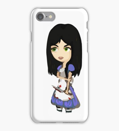 American McGee's Alice iPhone Case/Skin