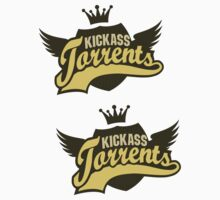 KickassTorrents ×2 by posx ★ $1.49 stickers