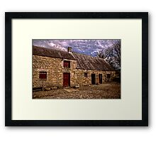 Thomas Bewick Cottage Framed Print