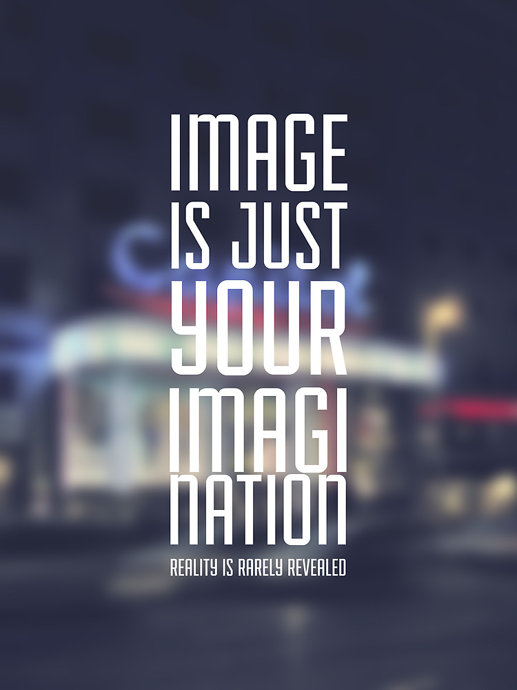 Image is just your imagination by IER STUDIO