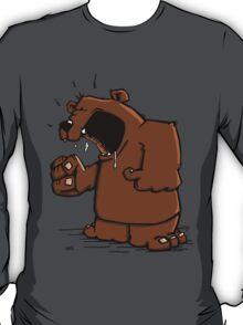 Grumpy Bear has an Argument T-Shirt