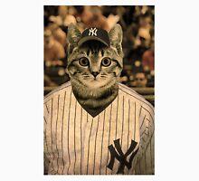 Baseball cat (2) Unisex T-Shirt