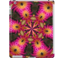 Crazy good colours, Daisy Mandala iPad Case/Skin