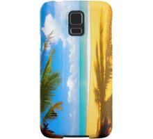 Palm Tree Samsung Galaxy Case/Skin