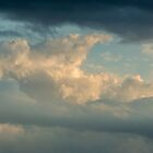 Fluffy Clouds by SamanthaJulain