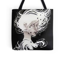 In the House of Flies Tote Bag