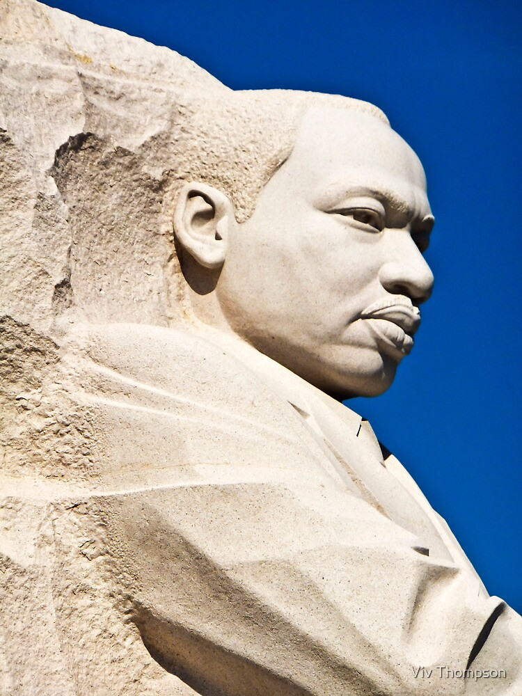 Martin Luther King by vivsworld