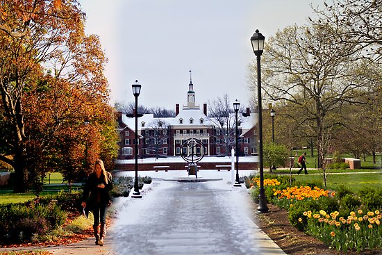 The Most Beautiful Campus That Ever Was by CGreene85