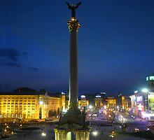 Maidan Nezalezhnosti by Redilion