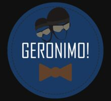 Doctor Who Geronimo Badge Kids Clothes