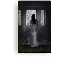 Gown Canvas Print