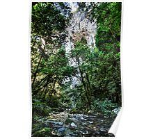 Casa de Pedra Cave (House of Stone Cave) I Poster