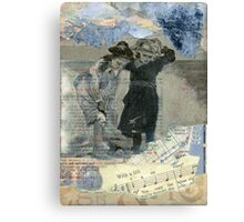 San Francisco Girls Canvas Print