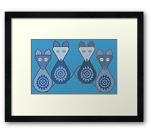 Nice Mice Framed Print